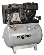 Мотокомпрессоры - EngineAIR B6000/270 10HP - превью